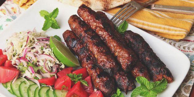 Фото 10 простых мясных блюд, на которые уйдёт всего 10 минут