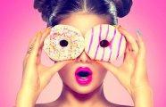 Еда и напитки: 10 самых безумных пончиков, от одного вида которых разыгрывается аппетит