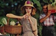 Кино: Нене фон Шлебрюгге - мать Умы Турман, аристократка, супермодель и просто счастливая женщина