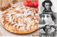 Вокруг света: Яблочный пирог - любимый десерт литераторов: три оригинальных рецепта