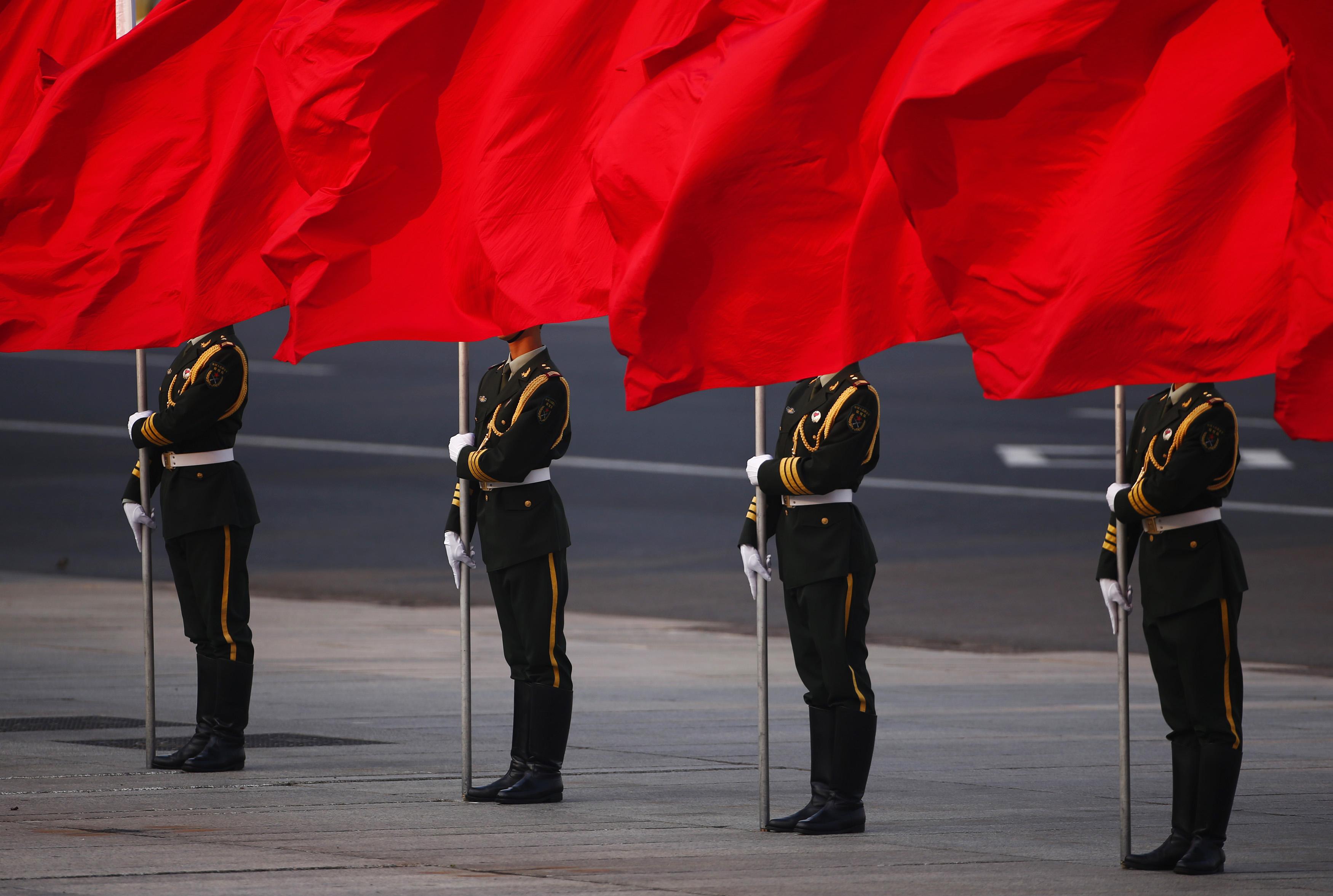 «Никто не ждет свистка из Пекина, чтобы напасть на Россию-матушку»
