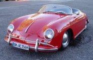 Автомобили: Настоящий эксклюзив: редкие экземпляры легендарного Porsche 356 выставлены на продажу