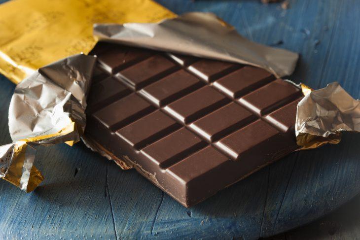 Фото Как я подарил своей первой учительнице шоколадку, но не учёл один нюанс