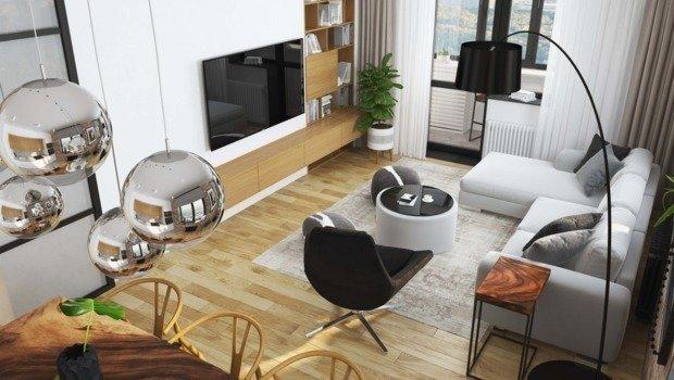Фото Как выбрать квартиру со свободной планировкой?
