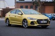 Автомобили: Hyundai Elantra SR Turbo - стильный городской хэтчбек для любителей скорости