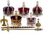 Блог проекта Культурология.Ру: Драгоценные короны Великобритании: малоизвестные факты и неожиданные истории