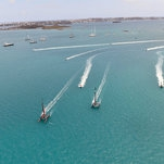 Sports Briefing: New Zealand Leads America's Cup Qualifiers