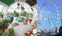 Архитектура: Огни города, звезды и романтика: в Лондонском колесе обозрения теперь можно провести с комфортом целую ночь