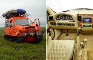 Автомобили: «Газель»-вездеход: как популярный фургон стал идеальной машиной для охотников и рыболовов