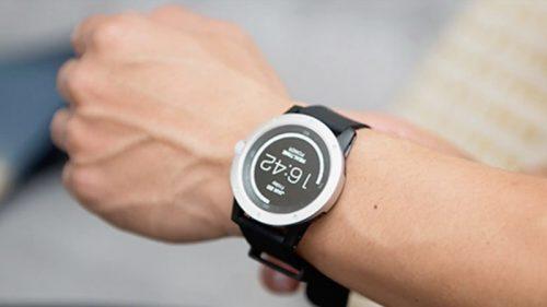 Фото Самые экологичные умные часы: работают от тепла человеческого тела