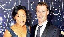 История и археология: Марк Цукерберг и Присцилла Чан: современная сказка о Золушке, сбывшаяся наяву
