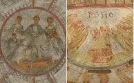 Вокруг света: В катакомбах Рима обнаружены античные фрески, возраст которых - 1600 лет