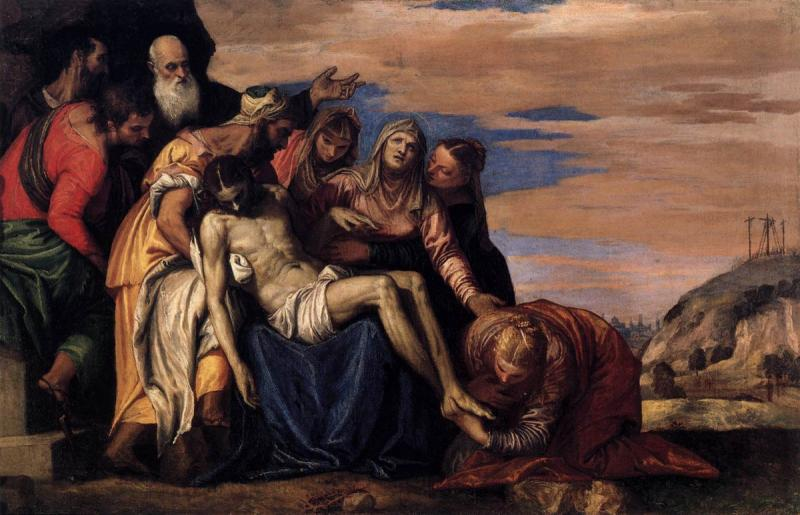 "Фото Выставка в Пушкинском музее: ""Венеция Ренессанса. Тициан, Тинторетто, Веронезе"""
