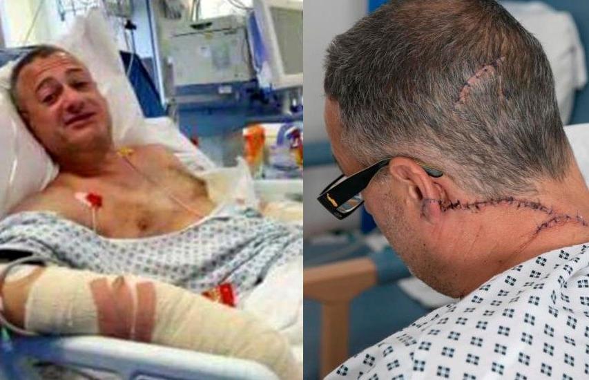 """Фото """"Подумал, что надо выбить из них дерьмо"""": англичанин голыми руками остановил трех террористов"""