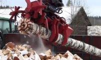 Гаджеты: О том, как правильно рубить дрова много и быстро