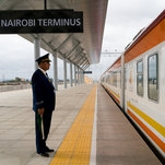 Nairobi Journal: Kenyans Fear Chinese-Backed Railway Is Another 'Lunatic Express'