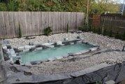 Архитектура: Семья построила себе бассейн, но стоит его наполнить водой, и все оказывается гораздо круче