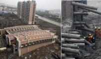 Архитектура: Made in China: Как падают многоэтажные дома в Китае