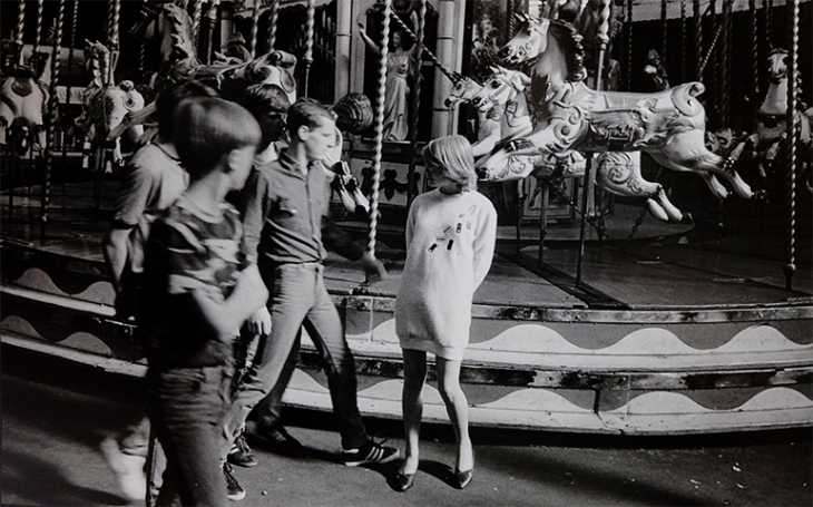 Выставка выдающегося ирландского фотографа Тома Вуда «Британия 80-х»