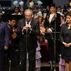 Международный юношеский конкурс имени Чайковского открылся в Астане