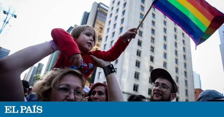 Photo of A Parada LGBT 2017 em imagens