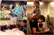 Юмор: 19 забавных фотографий о том, как умеют проводить время с детьми только папы