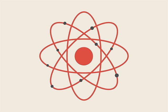 Фото Планетарная модель атома