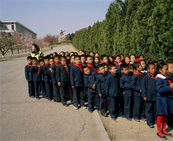 """Фото Выставка """"(Не)возможно увидеть: Северная Корея"""""""