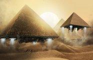 Наука и техника: 10 признаков того, что на древний Египет могли оказывать влияние инопланетяне