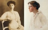История и археология: Художница из царской семьи: как сложилась судьба сестры Николая II в эмиграции