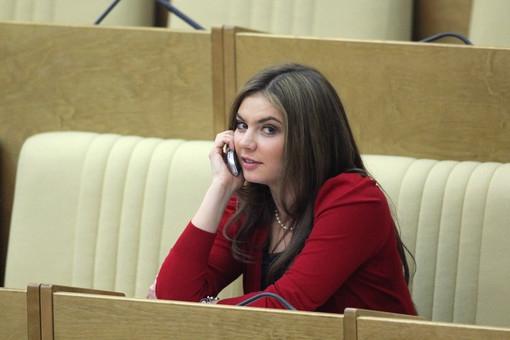 Фото Кабаева стала послом