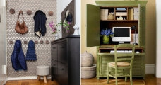 Идеи вашего дома: Простота и эффективность: 20 великолепных идей организации пространства в малогабаритной квартире