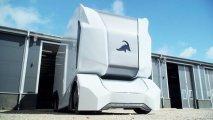 Фото Автомобили: Дорогу роботам: создан уникальный дрон, который заменит любые грузовики