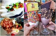 Еда и напитки: 20 примеров необычной подачи блюд, которая удивит даже самых искушенных гурманов