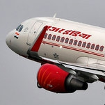 Switch to Vegetarian Food on Air India Causes an Uproar