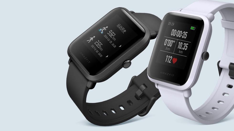 Фото Amazfit Bip. Еще один клон Apple Watch от Xiaomi