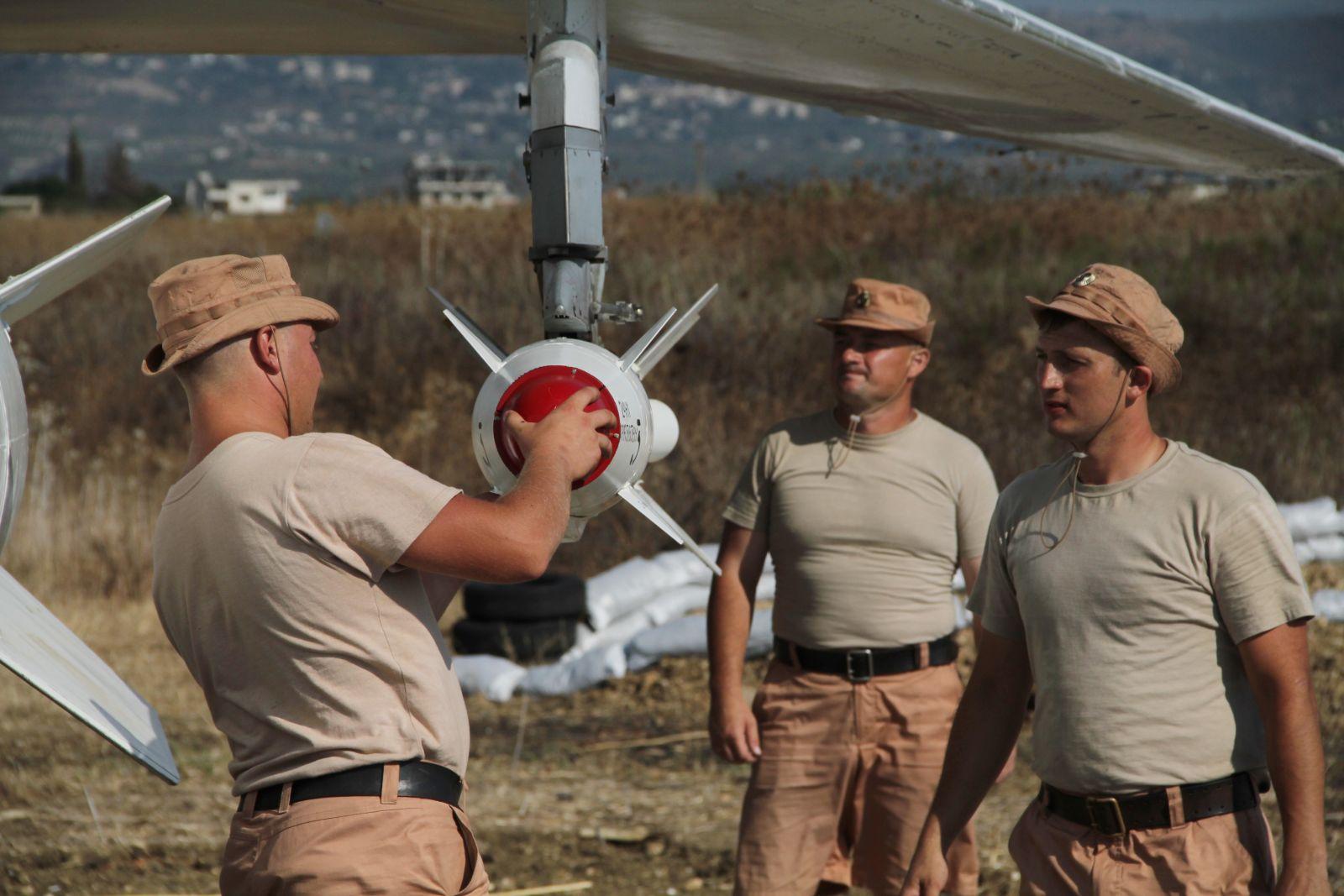 «Россия на Ближнем Востоке - это кот Леопольд c ракетами и военными базами»