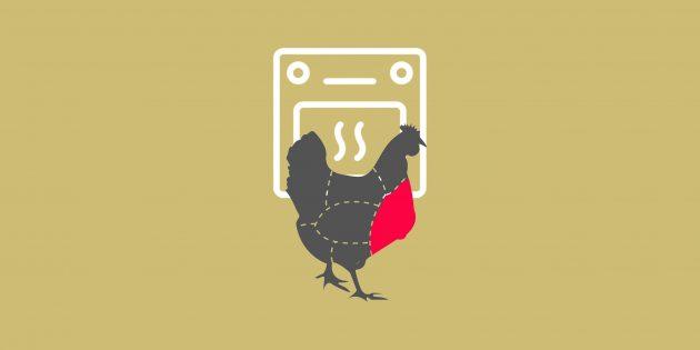 Фото 3 способа запечь куриное филе в духовке