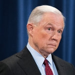Photo of In Trump's World, 'Very Weak' Sessions Twists in Wind