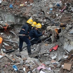 Deadly Building Collapse in India Caused by Illegal Alterations, Police Say