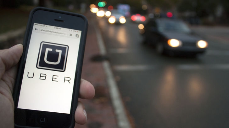 Фото В Запорожье теперь можно воспользоваться услугами Uber