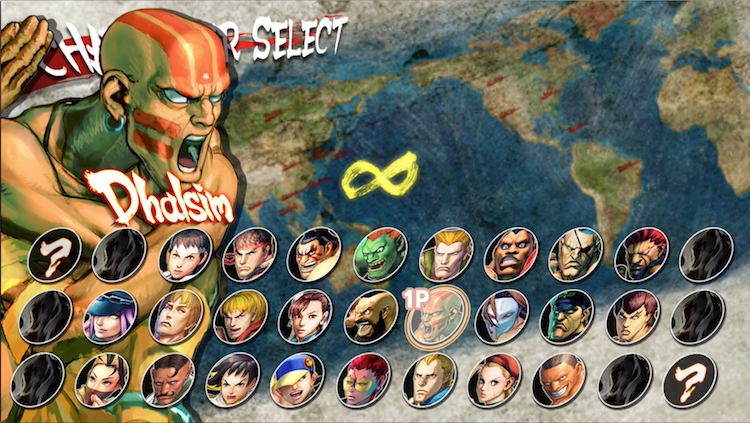 Фото #Видео: Street Fighter IV — те самые драки на улицах