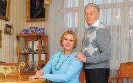 Кино: Наталья Селезнева и Владимир Андреев: Земная любовь, которая началась со сказки