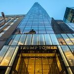 Secret Service Post Moves From Trump Tower to a Trailer