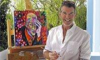 Art: Живописные работы знаменитых музыкантов и актёров, которые открывают новые грани их таланта