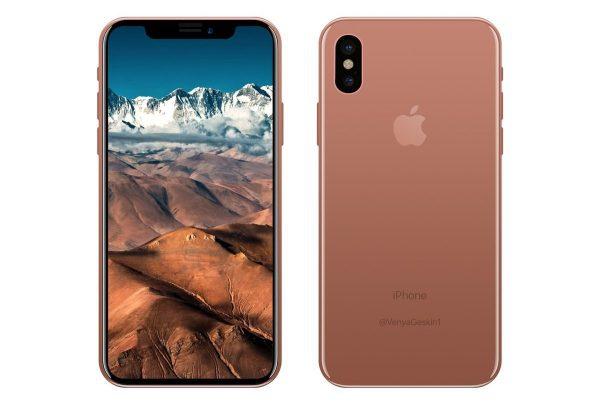 """Photo of Vídeos mostram suposta produção do """"iPhone 8"""" na Foxconn; nova cor seria chamada de """"blush gold"""""""