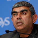 Infosys Chief Quits After Battle With Founders