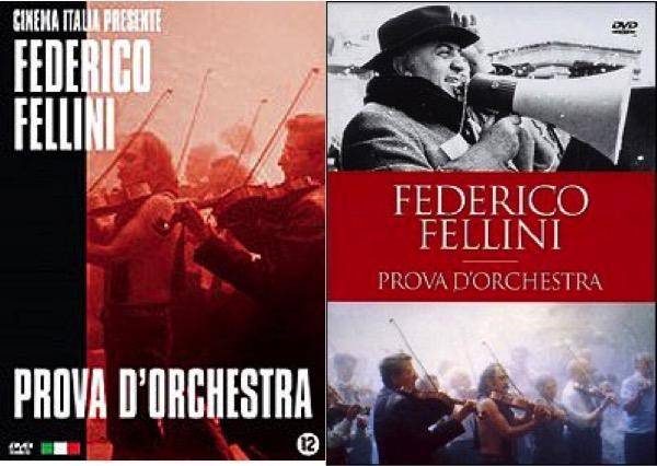 Photo of Ensaio de Orquestra: Fellini acerta contas com caos sócio-político, por Wilson Ferreira