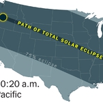 Eclipse Briefing: The Solar Eclipse: Highlights From Its Path Across the United States