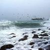На Кубани при падении автобуса в море погибли 14 человек